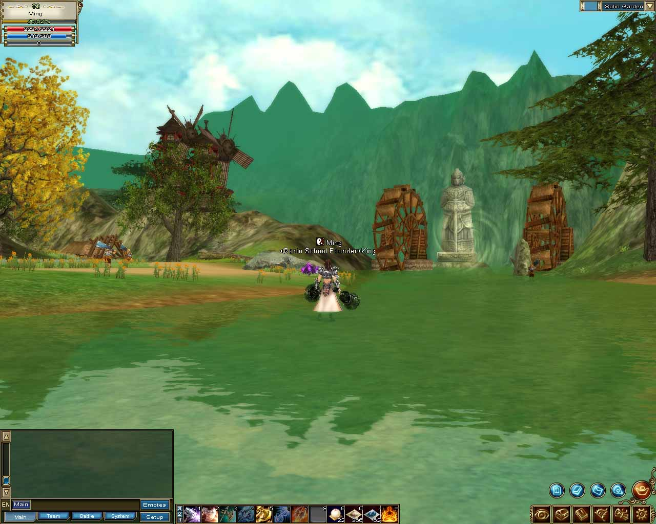 Jeux mmorpg rencontre